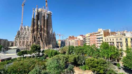 Sagrada Familia Views